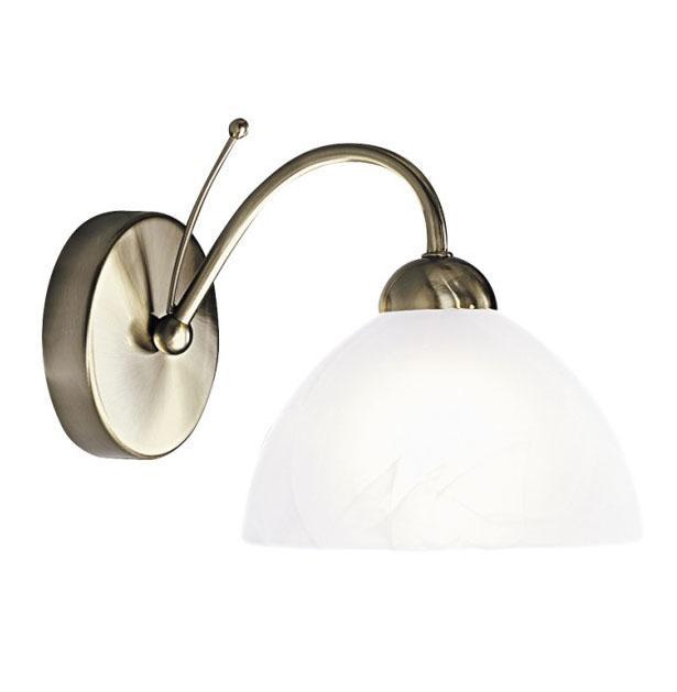 Бра ARTELamp Milanese A4530AP 1ABA4530AP-1ABБра Arte Lamp A4530AP-1AB Milanese идеально подойдет для интерьеров в стиле модерн. Основные элементы светильника Arte Lamp A4530AP-1AB Milanese изготовлены из следующих материалов: стекло, металл. Рекомендовано использование энергосберегающих ламп для экономии электроэнергии.