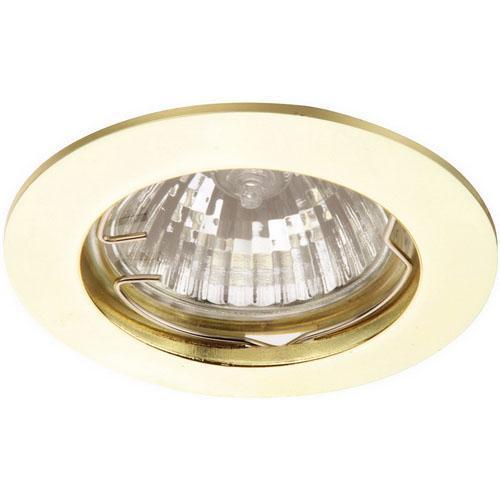 Встраиваемый светильник ARTELamp Basic A2103PL 3GO