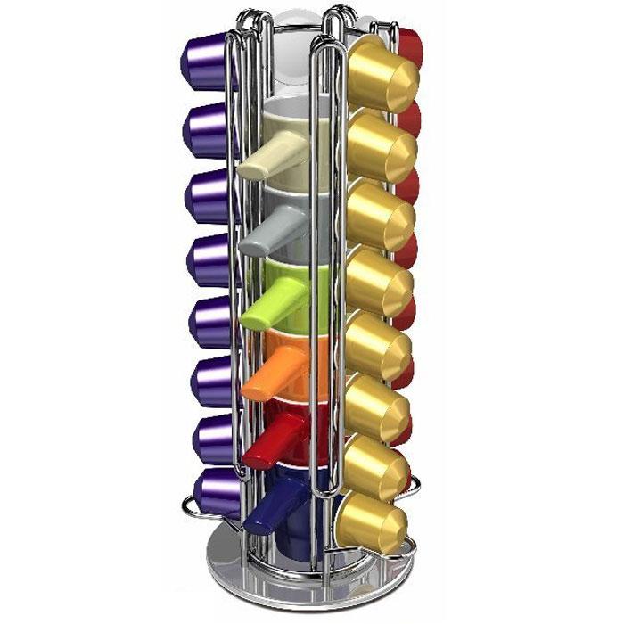Tavola Swiss Cap/Cupstore держатель для капсул Nespresso с 6 чашками