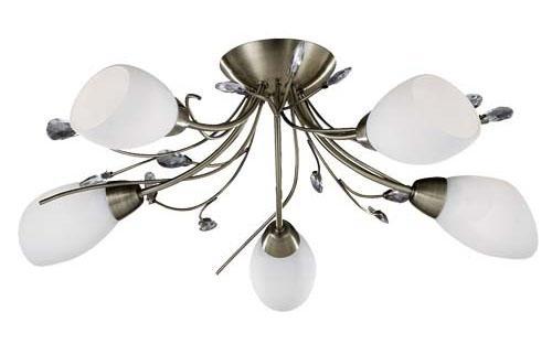 Настенно-потолочный светильник ARTELamp Gardenia A2766PL 5ABA2766PL-5AB