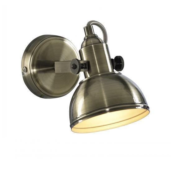 Настенно-потолочный светильник ARTELamp Martin A5213AP 1AB ( A5213AP-1AB )