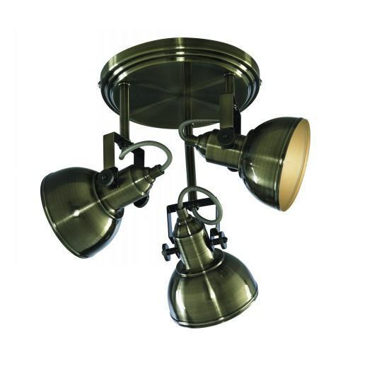 Настенно-потолочный светильник ARTELamp Martin A5213PL 3ABA5213PL-3AB