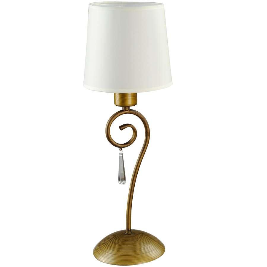 Настольный светильник ARTELamp Carolina A9239LT 1BR