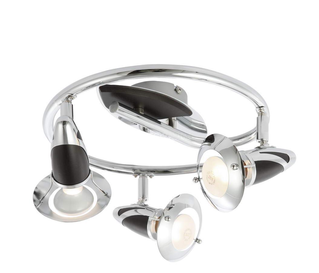 Настенно-потолочный светильник GLOBO Lord 54330 3 светодиодный спот spot light bianca wood 2512174