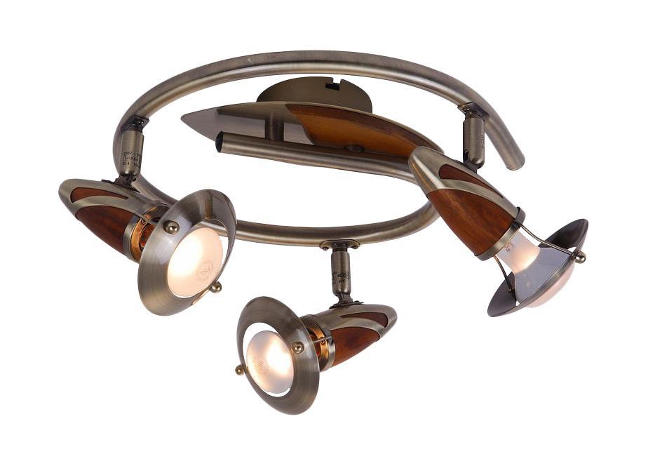 Настенно-потолочный светильник GLOBO Earl 5435 35435-3