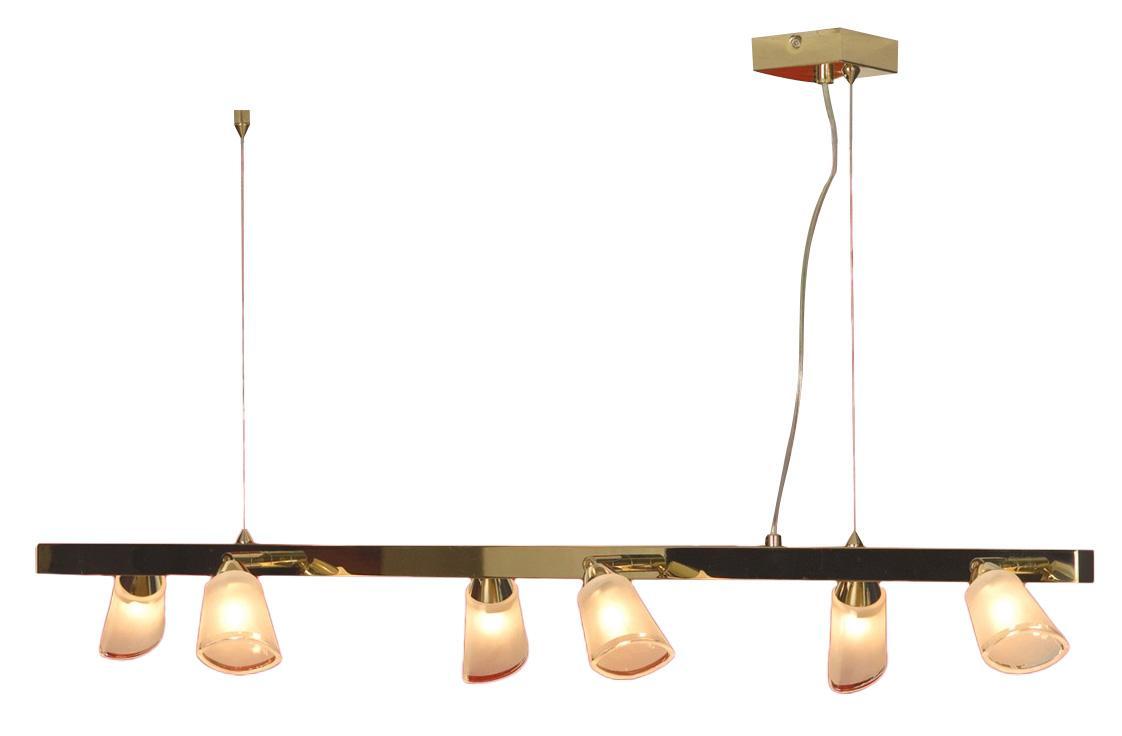 Настенно-потолочный светильник Lussole Rasen LSL-5003 06LSL-5003-06