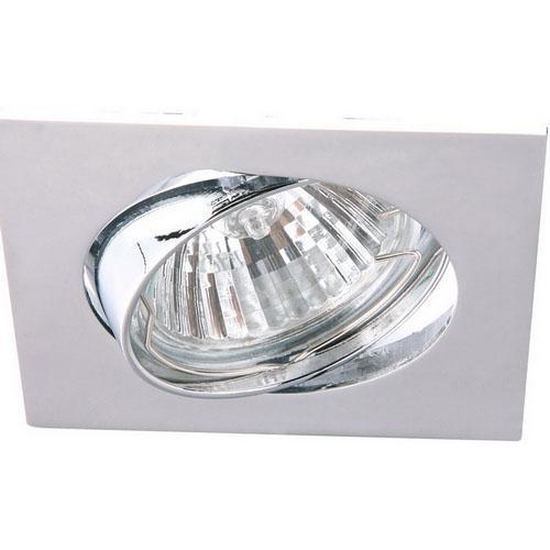 Встраиваемый светильник ARTELamp Quadratisch A2118PL 3CCA2118PL-3CC