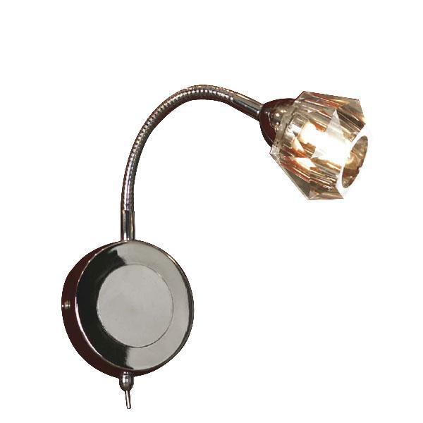 Настенно-потолочный светильник Lussole Atripalda LSQ-2090 01LSQ-2090-01И это не смотря на то, что Lussole производит товары как в классическом и флористическом стилях, так и в стилей модерн, и даже hi-tech. Lussole, фирма с заслужившим, за долгие годы, доверие, именем. Перечень выпускаемой продукции поистине впечатляющ и не оставит равнодушным никого. Плюс ко всему, наряду с качествами внешними, Lussole славится еще и качеством техническим, гарантированно обещая долгие годы радостной эксплуатации своих товаров. Если вы хотите приобрести действительно качественный светильник – компания Lussole это то, что вам нужно.
