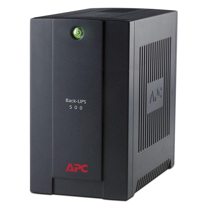 APC BC500-RS Back-UPS 500 VA ИБП ( APC-BC500-RS )