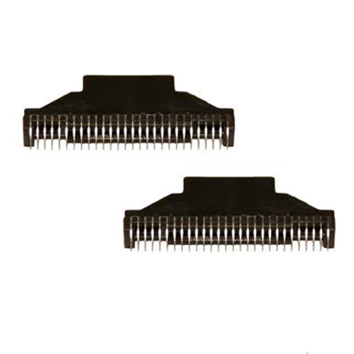 Panasonic WES9850Y1361 сменный нож для бритвы ES4815/4033/4032/4027/4025/4001/805/761/727/726/725/723/722/718/719, 2 штWES9850Y1361Panasonic WES9850Y1361 - сменный нож для бритвы ES4815/4033/4032/4027/4025/4001/805/761/727/726/725/723/722/718/719. Выполнен из качественной стали, заточен по инновационной технологии. Предназначено для: Panasonic ES4815/4033/4032/4027/4025/4001/805/761/727/726/725/723/722/718/719, 2 шт