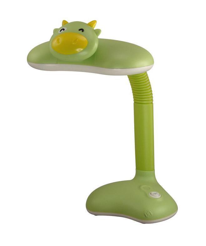 Настольный светильник Ультра ЛАЙТ KT420A зеленый48320