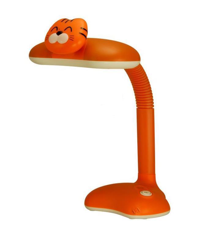 Настольный светильник Ультра ЛАЙТ KT420C оранжевый216