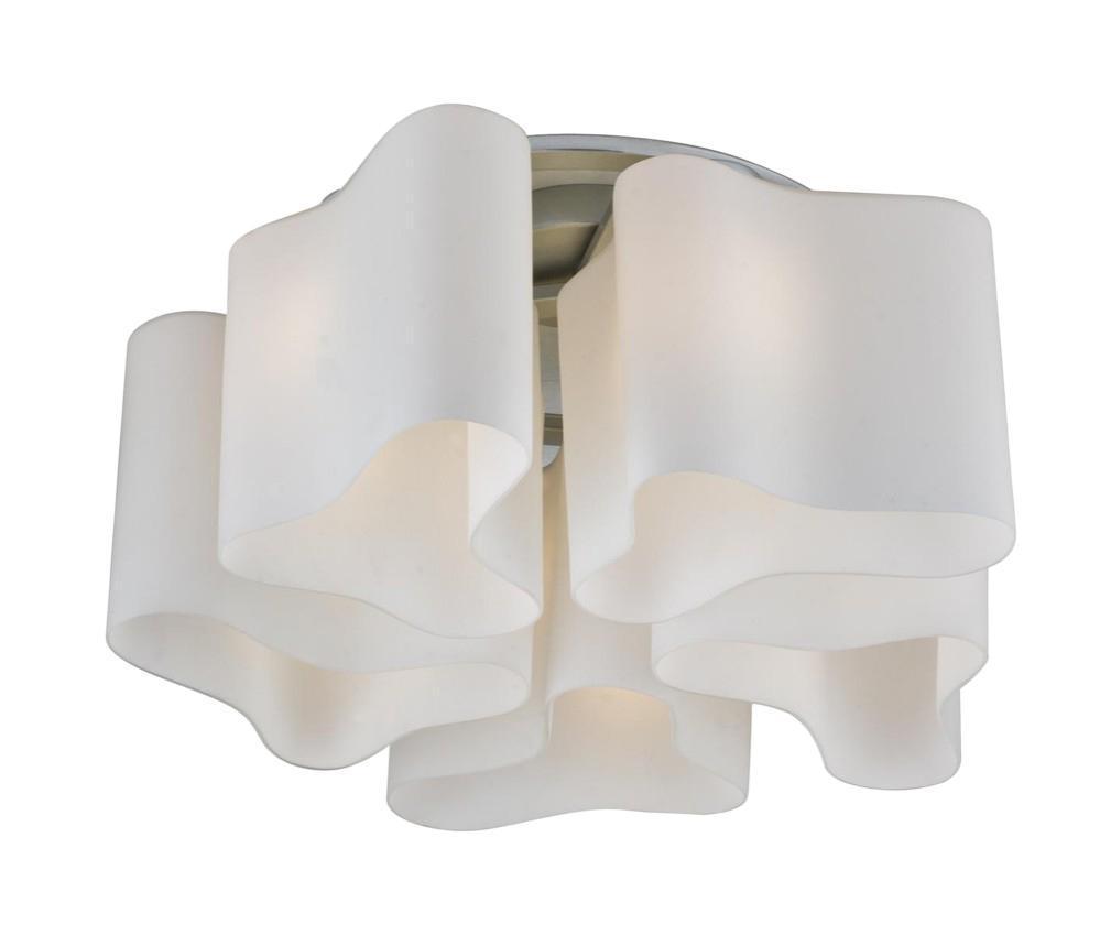 Потолочный светильник ST Luce SL118 502 05SL118 502 05Люстра SL118.502.05 - выполнена в классическом стиле. Для изготовления этой модели были использованы высококачественные материалы, такие как металл и стекло. Световой поток, направленный вниз, не создает теней и дает хорошее яркое освещение вашей комнаты.