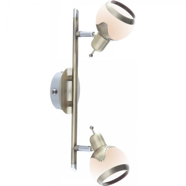 56101-2 Настенно-потолочный светильник GALVIN56101-22хG9 33W