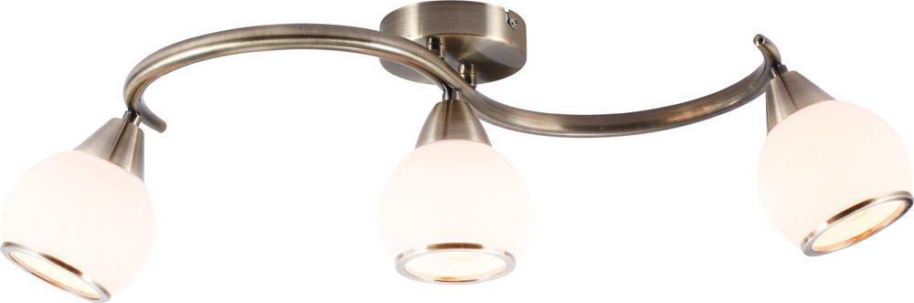 54701-3 Настенно-потолочный светильник MISTRAL54701-33хE14 40W