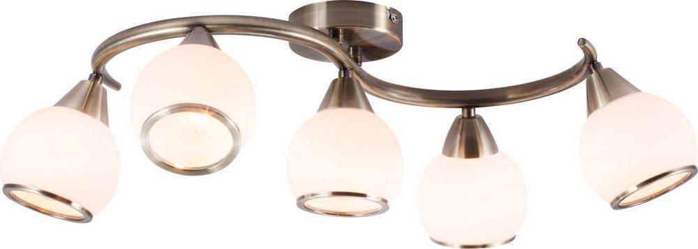 54701-5 Настенно-потолочный светильник MISTRAL54701-55хE14 40W