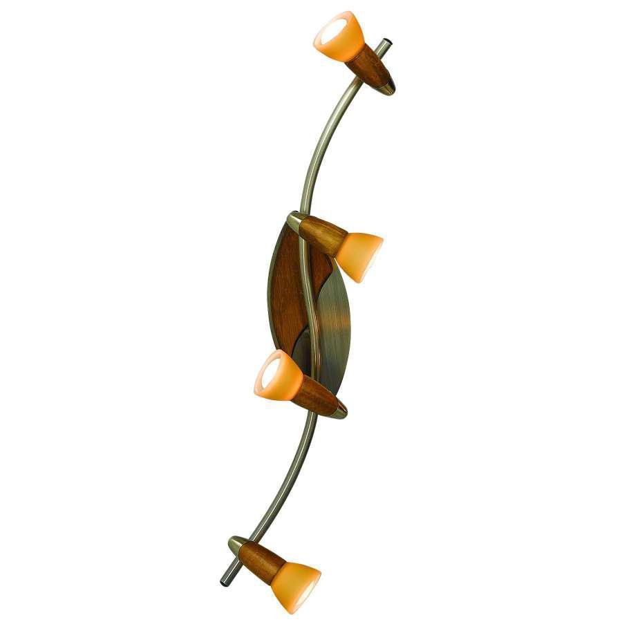 Настенно-потолочный светильник GLOBO Lord 3 5443 45443-4