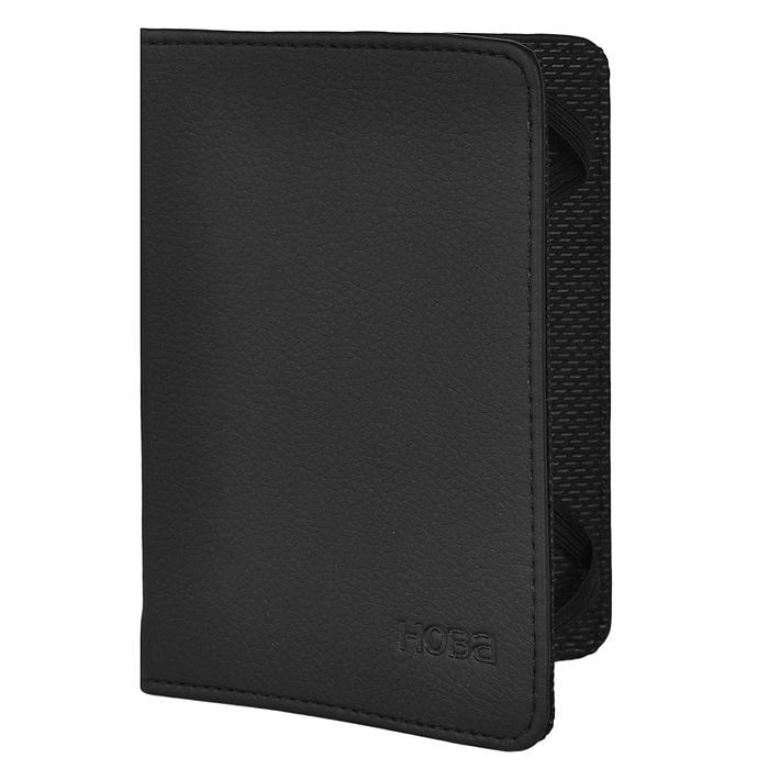 Vivacase кожаный чехол-обложка для устройств 4-5, Black (SFM-CUS0200-bl)SFM-CUS0200-blViva - кожаный чехол-обложка для устройств 4-5. Качественный чехол должен не только защищать корпус устройства и дисплей от царапин и пыли. Он также должен делать использование устройства более комфортным. В чехле от Vivacase предусмотрены все условия для комфортного хранения Вашего гаджета.