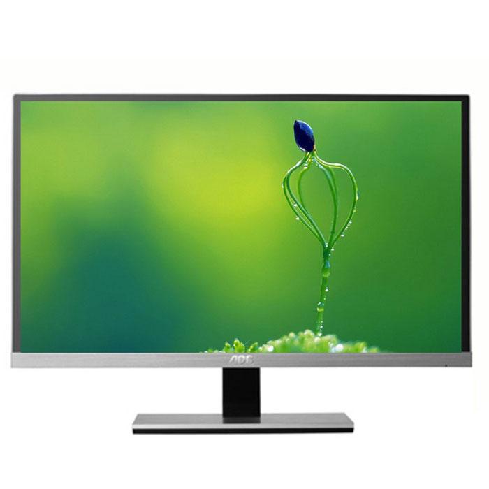 AOC i2367Fm, Silver Black мониторi2367FmДанная модель линейки Style обладает сверхтонким дизайном с функциональной отсоединяемой подставкой и элегантным черно-серебристым цветом. Благодаря высококачественной IPS-матрице 58,4 (23 дюйма), двум разъемам HDMI и одним разъемом D-Sub, а также встроенными динамиками i2367Fm является идеальным выбором для развлечений, работы и даже редактирования изображений. Данный монитор Full HD со светодиодной подсветкой обладает высокой контрастностью в 1000:1, быстрым временем отклика в 5 мс и яркостью в 250 кд/м?. Вместе с этим энергоэффективным монитором АОС поставляет интеллектуальное программное обеспечение, которое позволяет минимизировать потребляемую мощность. Почувствуйте все достоинства современных технологий AOC с этим стильным IPS-монитором для любой работы.