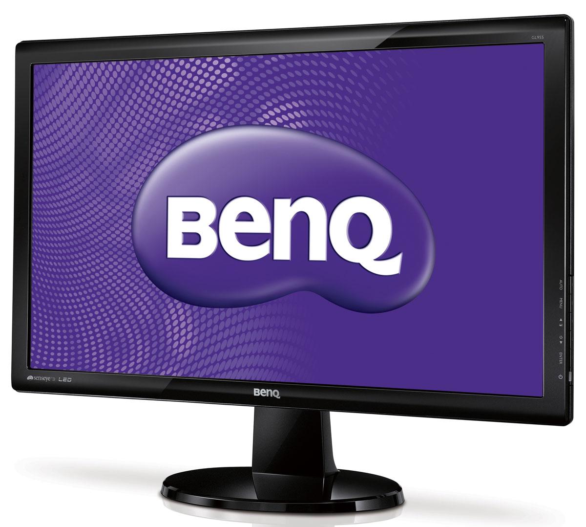 BenQ GL955A, Glossy Black монитор9H.L94LA.T8E /9H.L94LB.Q8EДобавьте ярких красок в вашу жизнь с монитором BenQ GL955A. Преимущества LED подсветки: Использование в мониторах LED подсветки дает ощутимые преимущества по сравнению с обычно используемой CCFL подсветкой. Эти преимущества включают наряду с высоким уровнем динамической контрастности, отсутствием белесой засветки и мерцания, также и снижение вредных выбросов в атмосферу при производстве мониторов и их переработке. Потрясающий уровень динамической контрастности: Уровень динамической контрастности монитора GL955A составляет 12 000 000:1, что позволяет кардинально улучшить качество изображения и увидеть даже мельчайшие детали в самых темных и сложных визуальных сценах. Все оттенки - от самого черного до самого белого - передаются с потрясающей четкостью, создавая по- настоящему насыщенное изображение. Технология Senseye: Благодаря эксклюзивной технологии BenQ Senseye, которая позволяет настроить изображение по 6 ...