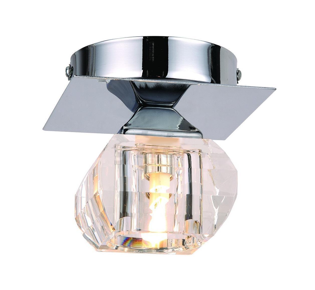 Потолочный светильник Globo CUBUS 5692-15692-1От производителя Подвесной светильник Globo Cubus с оригинальным дизайном выполнен в лучших традициях стиля модерн и будет удачно смотреться в современном интерьере. В этой модели светильника используются галогенные лампы g9. Они работают от 220 Вольт и дают теплый свет, при этом спектр излучения намного ближе к естественному, чем у лампочек накаливания. Их основное преимущество - маленькие размеры.