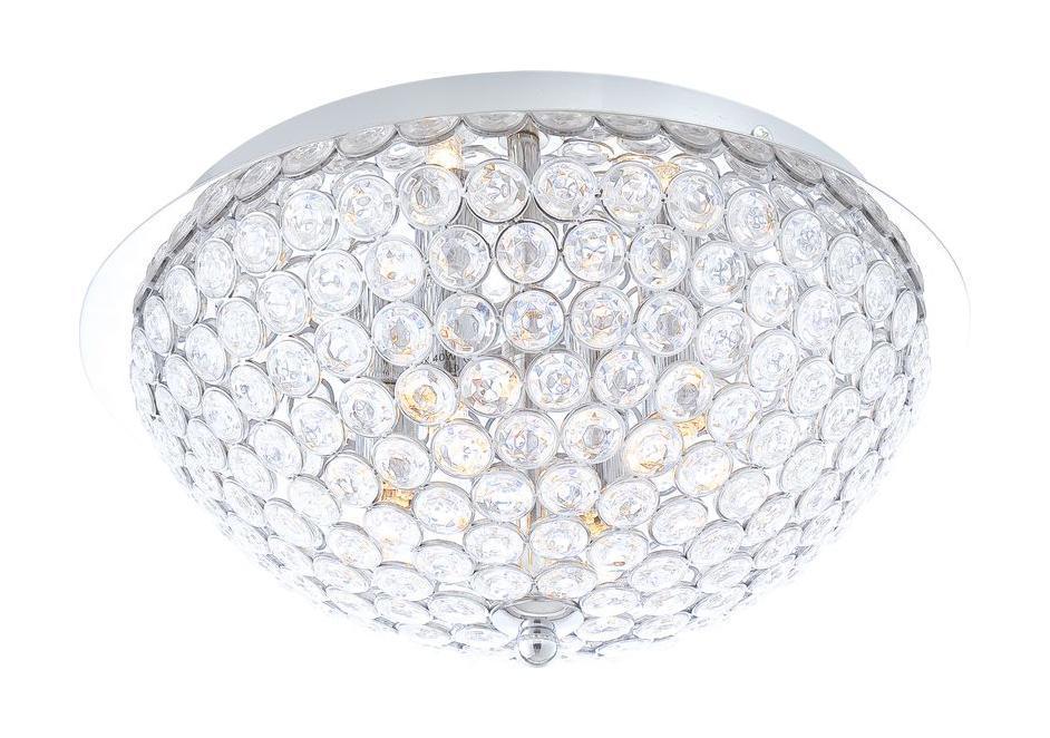 46630-4D Потолочный светильник AZALEA46630-4DПодойдет для освещения гостинной, спальни, кухни Потолочный светильник Globo 46630-4D Azalea идеально подойдет для интерьеров в стиле модерн. Рекомендовано использование энергосберегающих ламп для экономии электроэнергии.