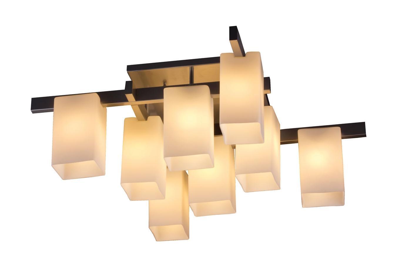 Потолочный светильник ST Luce SL541 102 08SL541 102 08SL541.102.08 от итальянской фабрики ST Luce — синоним непревзойденной роскоши. Данная модель является отличным примером сочетания изысканности и шикарности.