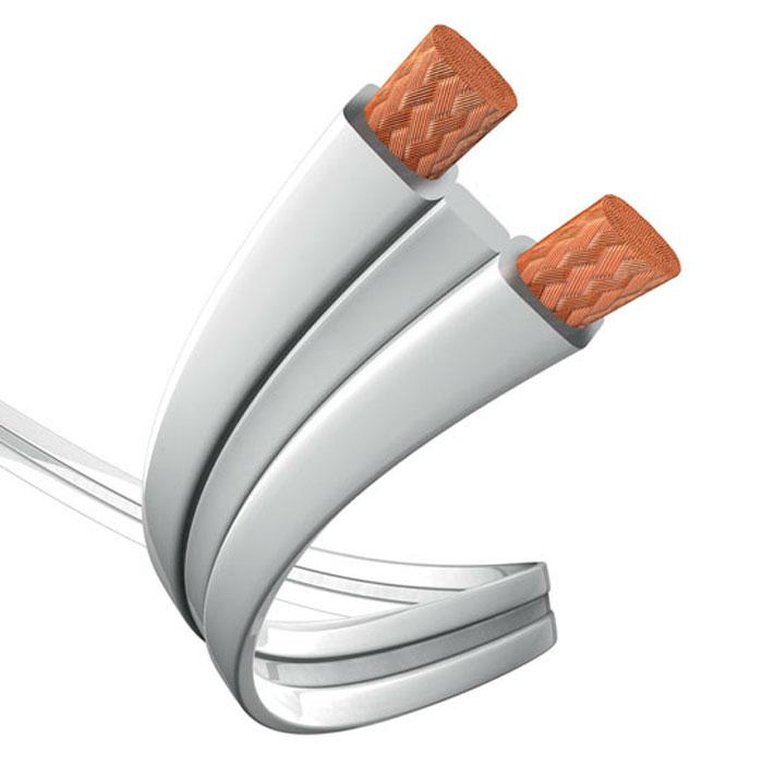 Inakustik Premium Flat акустический кабель, катушка 150 м (00402316)4001985424955Акустический кабель на катушке Inakustik Premium Flat используется для подключения акустических систем и обладает превосходными характеристиками. Плоский дизайн позволяет незаметно прокладывать данный кабель под коврами, напольными покрытиями или за плинтусами. Сечение проводника: 2х1.5 мм2 Переплетенные жилы (диаметр жил 0,1 мм) Определение полярности (плюс/минус)
