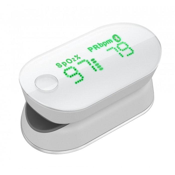 iHealth PO 3 беспроводной пульсоксиметр для iPhone/iPod/iPadPO3Беспроводной пульсоксиметр iHealth PO3 для iPhone, iPod и iPad поможет вам быстро и безопасно измерить уровень насыщения крови кислородом, а также свой пульс. Результат измерений можно наблюдать непосредственно на дисплее своего iOS-устройства. С помощью пульсоксиметра пульс очень удобно выводить на дисплей во время тренировок, чтобы правильно распределять и регулировать нагрузку.