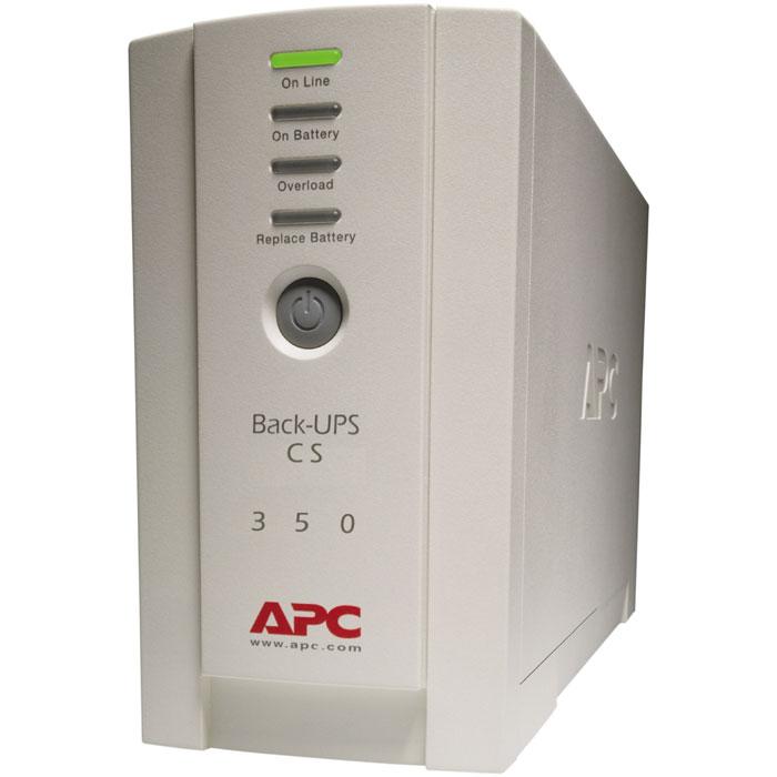 APC BK350EI Back-UPS 350 ИБП