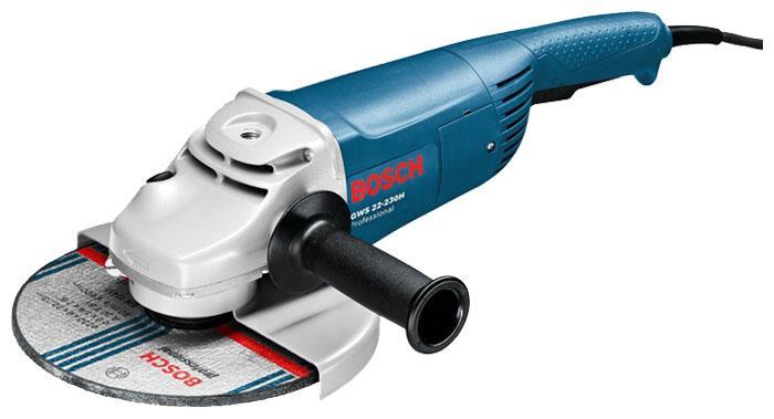 Угловая шлифмашинa Bosch GWS 22-230 H 601882103 Professional