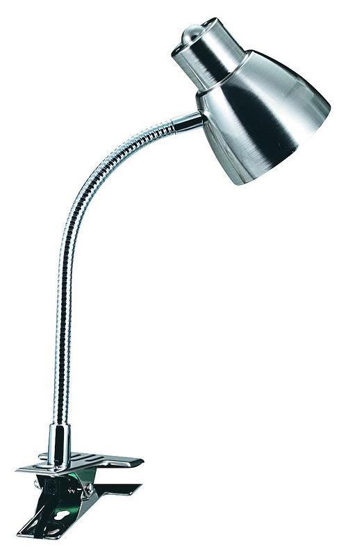Лампа настольная Globo с зажимом. 24762476