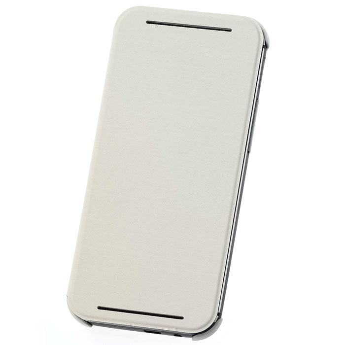 HTC HC V941 чехол для One M8, WhiteV941Жесткий чехол HTC HC V941 для HTC One (M8) надежно защищает смартфон от механических повреждений, царапин, пыли и грязи. Твердая внешняя поверхность обеспечивает уверенное удерживание телефона в руке. Чехол обеспечивает свободный доступ к функциональным кнопкам и камере.