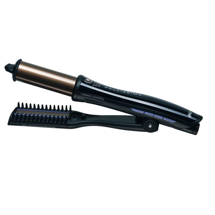 Imetec 10761A Bellissima выпрямитель10761AImetec 10761A Bellissima - выпрямитель с керамической поверхностью. Станет настоящим помощником в создании укладки, не только выпрямляет волосы, но и позволяет сделать элегантные локоны.