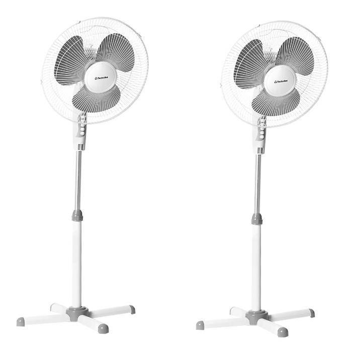 серый Technika ТК-1601SF, Grey вентилятор + вентилятор в подарок