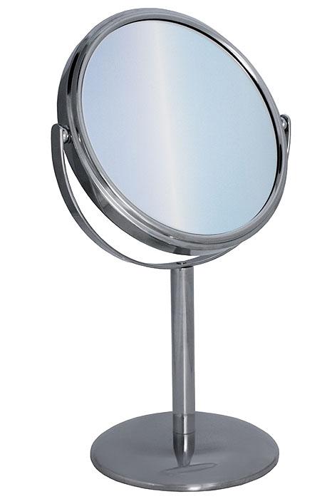 Gezatone Зеркало косметическое LM8741301210Устойчивое и удобное, зеркало LM874 Gezatone прекрасно подойдет для нанесения макияжа, проведения косметических процедур по уходу за кожей лица, для удаления нежелательных волос и т.д. Зеркало оснащено удобным поворотным механизмом и имеет регулируемый угол наклона, что обеспечивает удобство и комфорт в уходе за собой. Зеркало двухстороннее, при этом одна сторона подставляет собой обычную зеркальную поверхность высочайшего качества, а другая имеет 5-тикратное увеличение, благодаря которому Вы сможете скорректировать все нюансы своего внешнего вида. Будьте всегда красивы и ухаживайте за собой, не изменяя своему стилю, с зеркалом LM874 Gezatone!