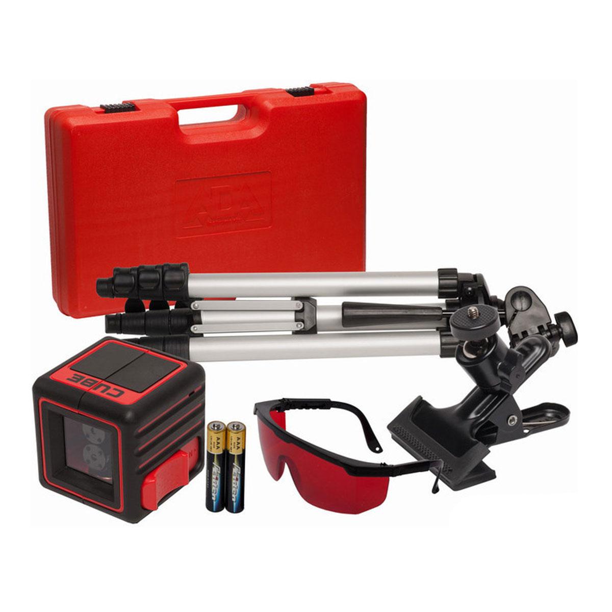 Построитель лазерных плоскостей ADA Cube Ultimate Edition А00344