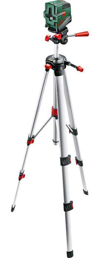 Линейный лазерный нивелир Bosch PCL 20 Set (0603008221) + штатив