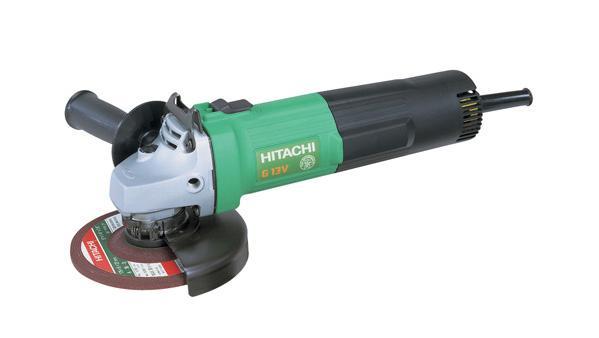 Угловая шлифмашина Hitachi G13VG13V
