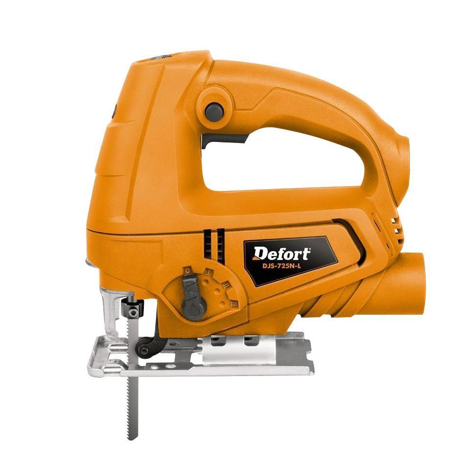 Лобзик электрический Defort DJS-725N-L