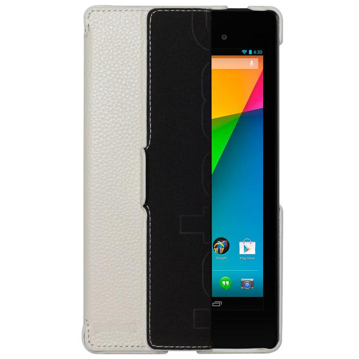 Untamo Alto чехол для Asus Google Nexus 2013, White