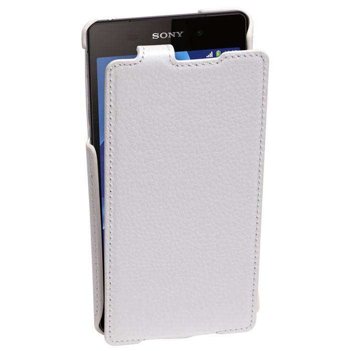 Untamo Alto Flip Case чехол для Sony Xperia Z2, White