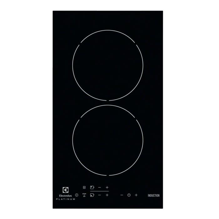 Electrolux EHH 93320NK варочная панельEHH93320NKВарочная панель Electrolux EHH 93320NK. Ваша уникальная кухня, подобранная лично для Вас: Дополните эту модульную варочную поверхность другими модульными поверхностями Electrolux и создайте собственное сочетание методов приготовления. Газ, индукция, стеклокерамика – выбирайте сами! Неизменно сверкает чистотой благодаря технологии индукционного нагрева: Благодаря профессиональной технологии индукционного нагрева поверхность этой варочной панели никогда сильно не нагревается. Благодаря этому брызги к ней не прикипают и ее можно очистить, просто протерев ее тряпкой. Защитите своих детей от непреднамеренного включения этой варочной панели: Эта варочная панель оснащена продуманной блокировкой элементов управления, защищающей ваших детей он нежелательного включения любой из конфорок. Защита от детей включается одним касанием. Прервите приготовление и возобновите его снова одним касанием: Бывает, что нужно отлучиться из кухни в...