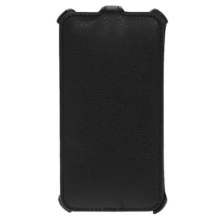 Ecostyle Shell чехол-флип для LG G Pro, BlackESH-F-LGPRO-BLЧехол-флип Ecostyle Shell для LG G Pro надежно защитит ваш телефон от механических повреждений, грязи и пыли. Конструкция чехла обеспечивает свободный доступ к разъемам, камере и основным функциям смартфона. Мягкая внутренняя поверхность защищает экран устройства от царапин.