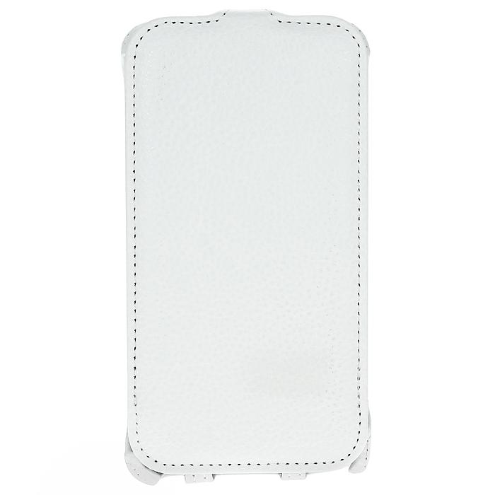 Ecostyle Shell чехол-флип для Lenovo S890, White