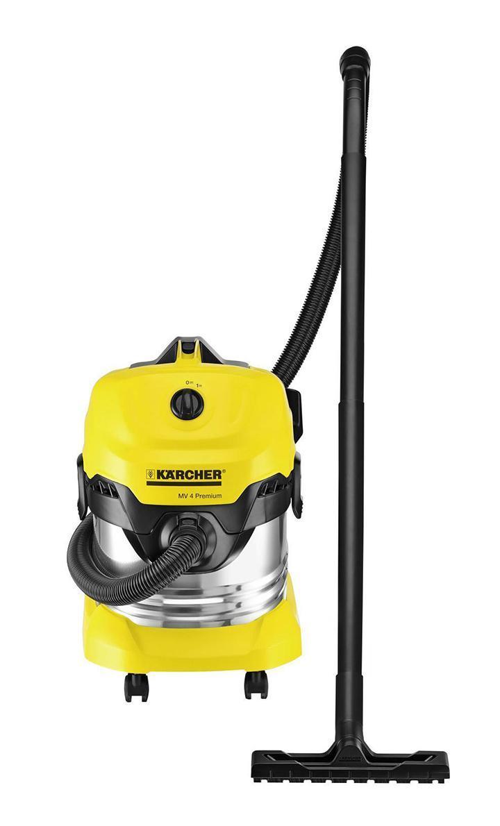 Пылесос Karcher WD 4 Premium 1.348-150.0