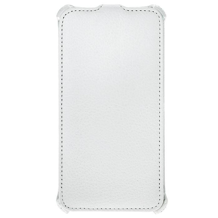 Ecostyle Shell чехол-флип для Samsung Galaxy Win Pro G3812, White