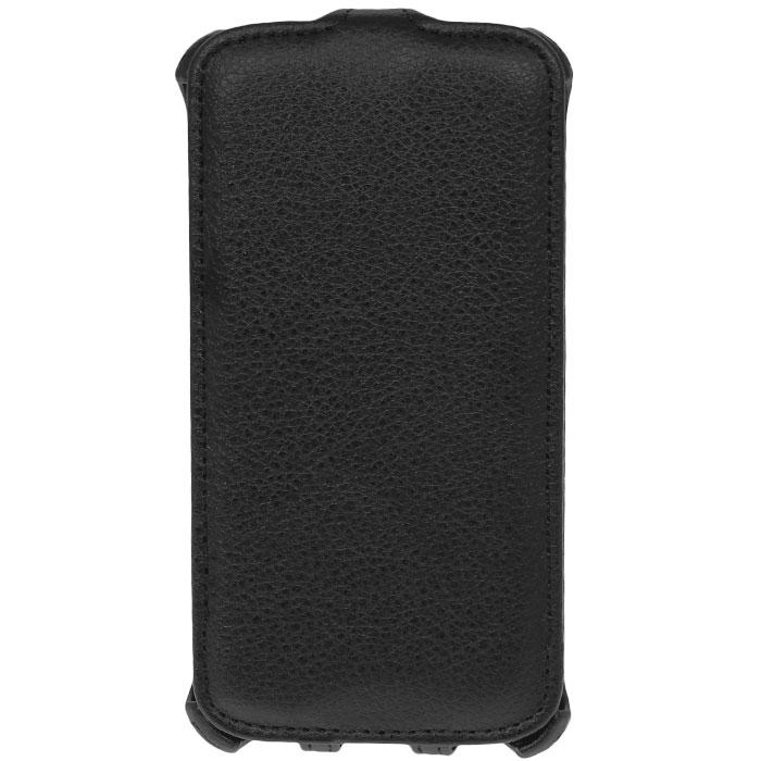 Ecostyle Shell чехол-флип для LG G2, BlackESH-F-LGG2-BLЧехол-флип Ecostyle Shell для LG G2 надежно защитит ваш телефон от механических повреждений, грязи и пыли. Конструкция чехла обеспечивает свободный доступ к разъемам, камере и основным функциям смартфона. Мягкая внутренняя поверхность защищает экран устройства от царапин.