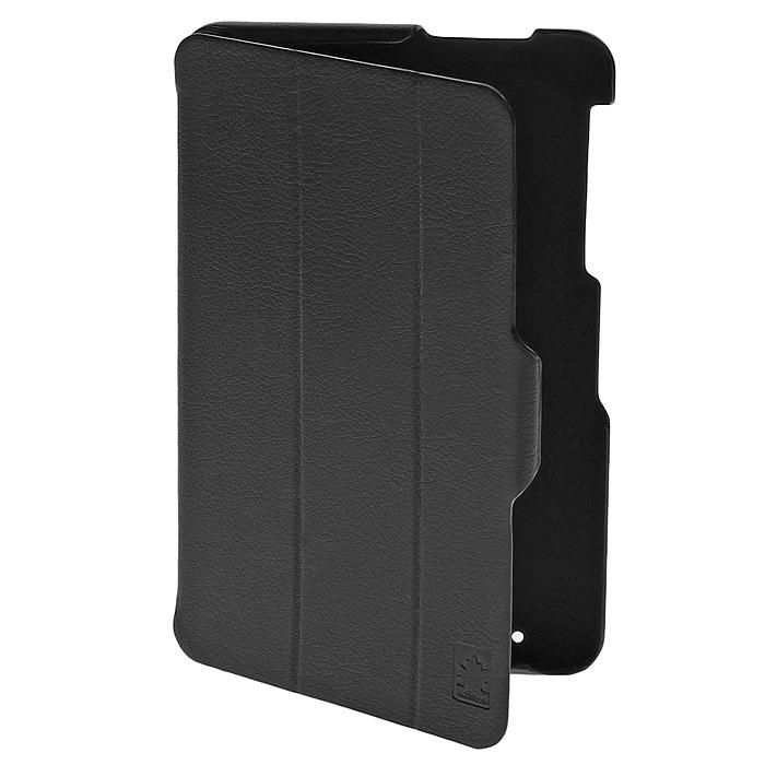 Ecostyle Shell чехол для Asus MemoPad HD 7 ME173X, Black
