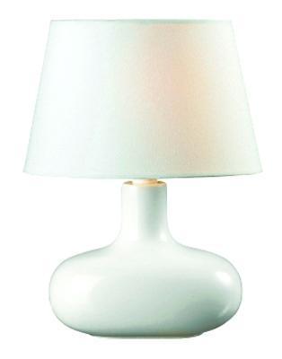 Настольный светильник MarkSLojd HULU 102078102078102078 Настольная лампа, HULU, белый, Е14 1*40W